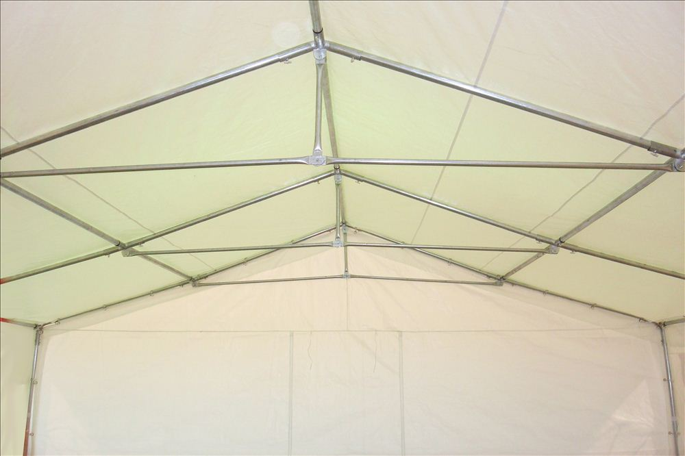 20 x 40 Heavy Duty White Gazebo Canopy Tent