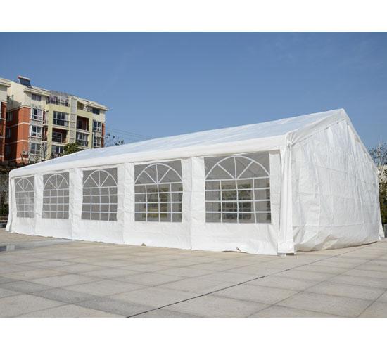 32 x 20 Heavy Duty White Party Tent  sc 1 st  Wholesale Event Tents & x 20 Heavy Duty White Party Tent