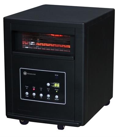 1500w Compact Quartz Heater