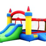 Inflatable Mega Castle Bounce House