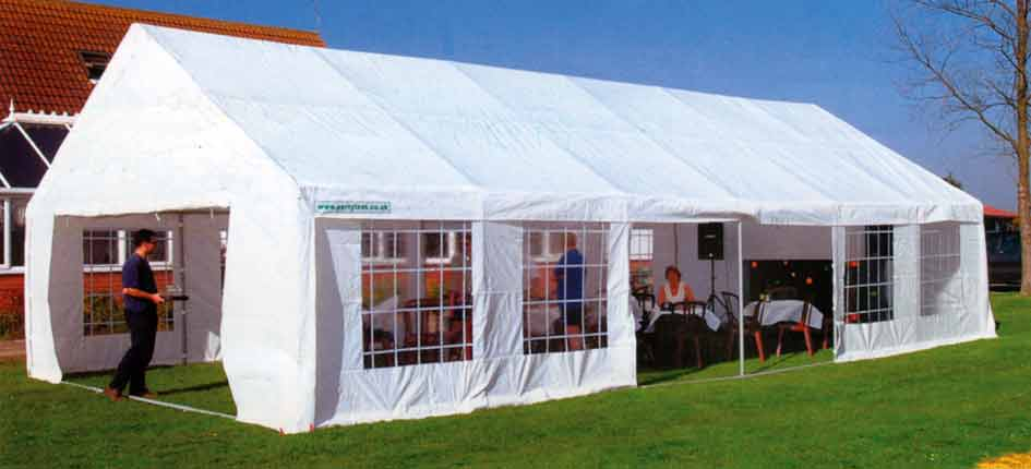 20 x 40 Party Tent & Labor Day Party Tent Sale This Week! 5% Off Entire Order -