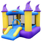 Inflatable Wizard Bounce House