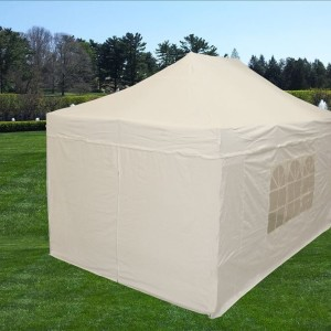 10 x 15 White Pop Up Tent