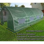 10 x 20 Greenhouse Canopy