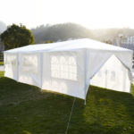 10 x 30 White Party Tent 3