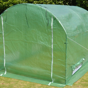 10 x 7 x 6 Portable Greenhouse Canopy 2