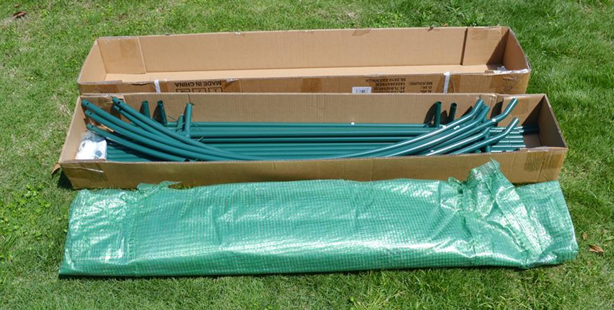 10 x 7 x 6 Portable Greenhouse Canopy Box & 10 x 7 x 6 Portable Greenhouse Canopy