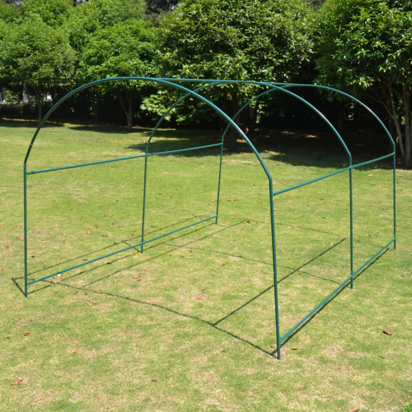 10 x 7 x 6 Portable Greenhouse Canopy Frame