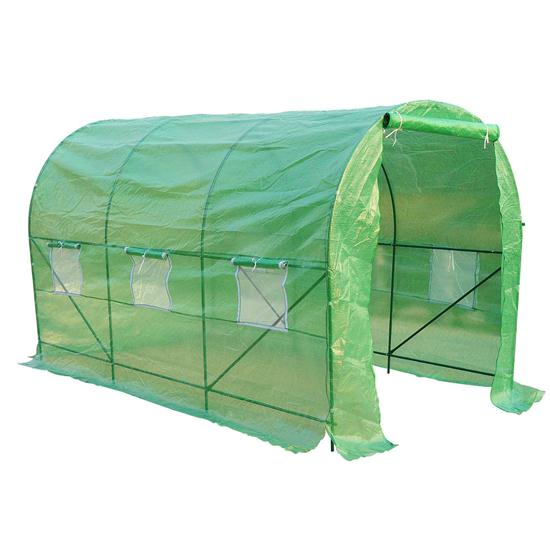 12 x 7 x 7 Portable Greenhouse Canopy  sc 1 st  Wholesale Event Tents & Portable Greenhouse