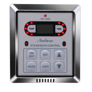12kw Steam Generator NTB120 Controller