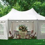 22 x 16 Octagonal Tent