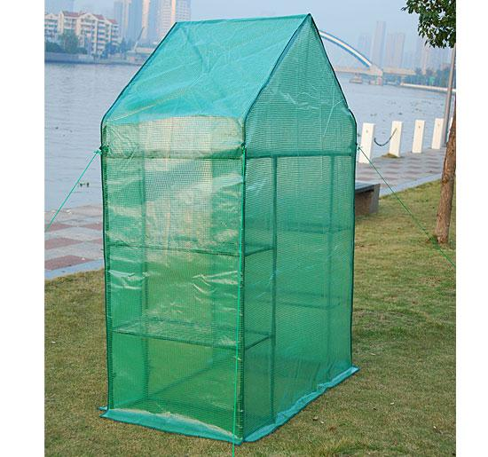 6 5 X 5 5 X 2 5 Portable Greenhouse Canopy