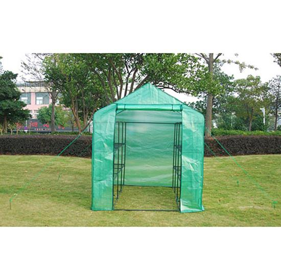 sc 1 st  Wholesale Event Tents & 8 x 6 x 7 Portable Greenhouse Canopy