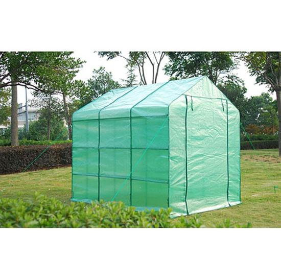 8 X 6 X 7 Portable Greenhouse Canopy
