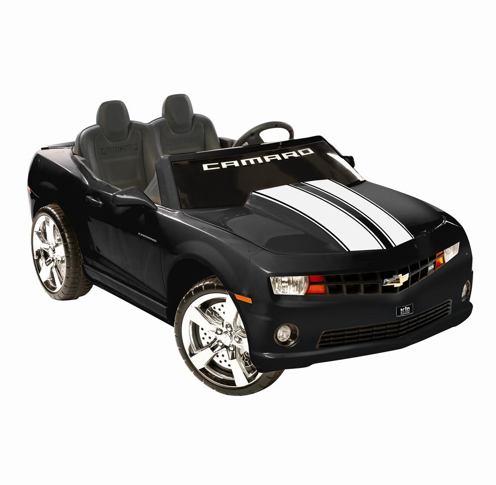Chevrolet Racing Camaro Black