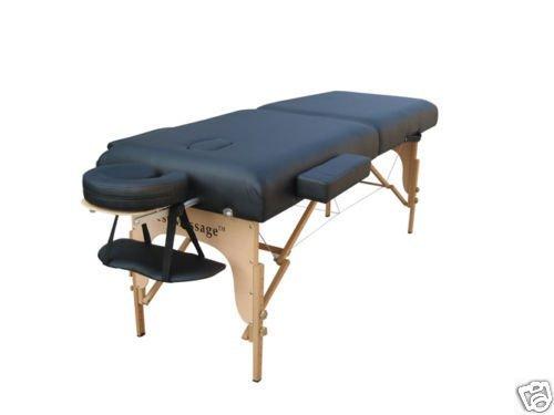 portable massage table 3 thick foam multiple colors. Black Bedroom Furniture Sets. Home Design Ideas