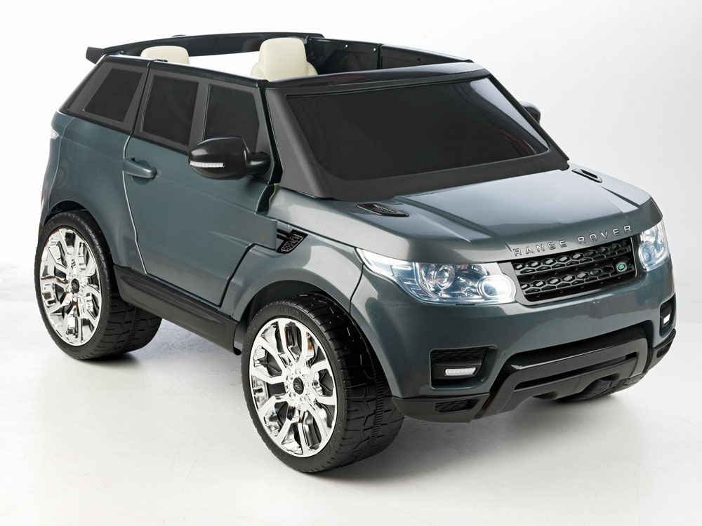 Range Rover Sport Toy Car Black