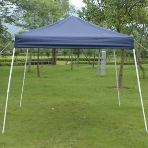 10 x 10 Blue EZ Pop Up Tent