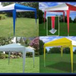 10 x 10 CS Pop Up Tent Main Image