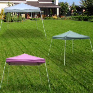 10 x 10 EZ Pop Up Tent Canopy Product Image