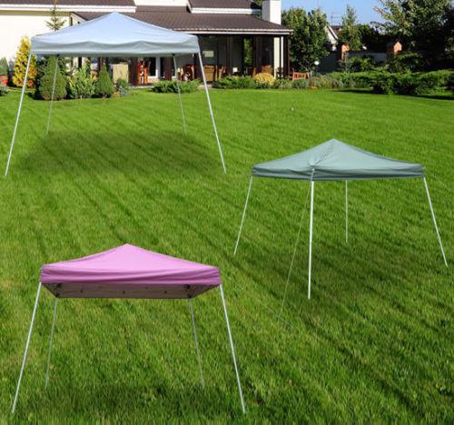 10 X 10 Ez Pop Up Party Tent Gazebo Canopy