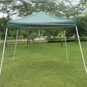 10 x 10 Green EZ Pop Up Tent
