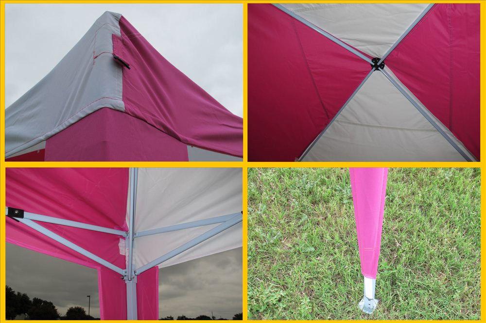 10 ... & 10 x 10 Easy Pop Up Canopy Tent CS - Multiple Colors