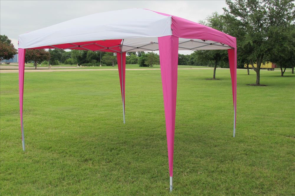 ... Canopy Tent - Yellow u0026 White 2. 10 ... & 10 x 10 Easy Pop Up Canopy Tent CS - Multiple Colors