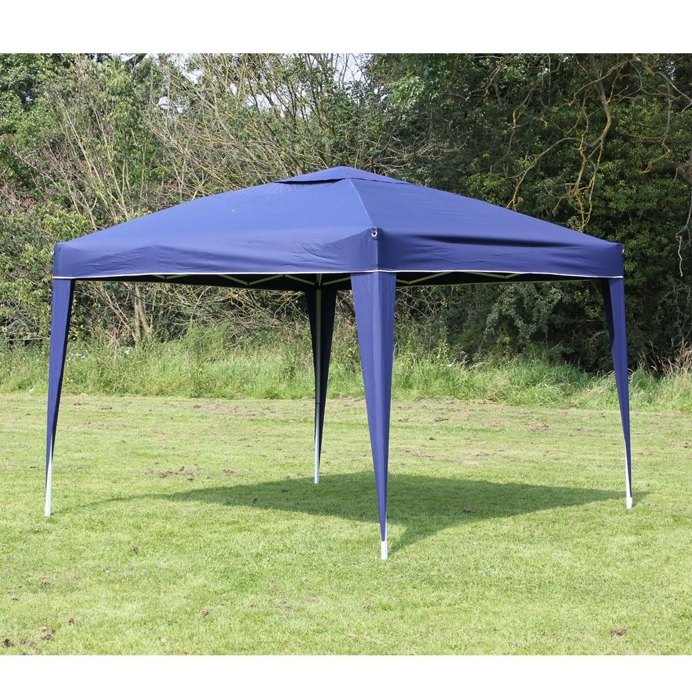 10 X 10 Easy Pop Up Canopy Tent Cs Multiple Colors