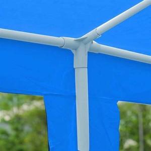 10 x 30 Blue Party Tent Canopy Gazebo F