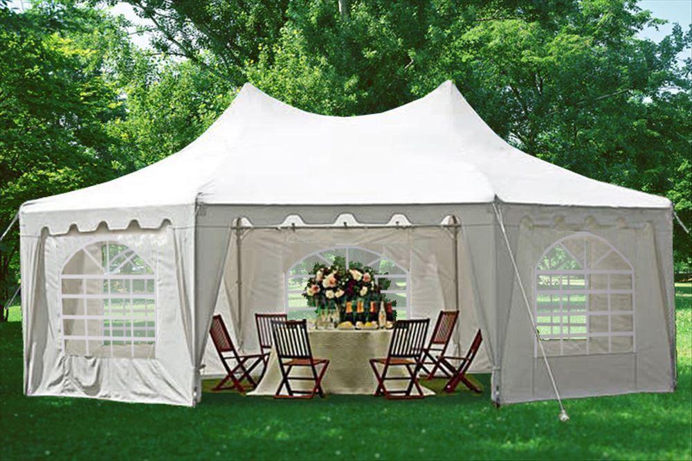 29 X 21 Heavy Duty Party Tent Canopy Gazebo Standard Or