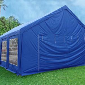 32 x 20 Blue Party Tent 2