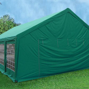 32 x 20 Green Party Tent 1
