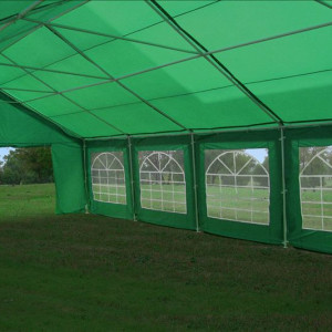 32 x 20 Green Party Tent 2