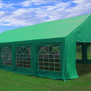 32 x 20 Green Party Tent 3
