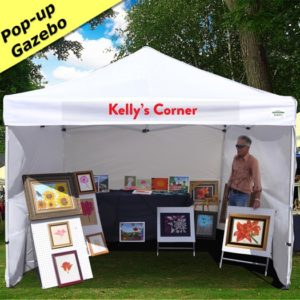 10 x 10 Portable Pop Up Tent Canopy 01