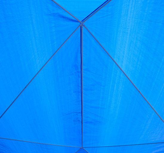 10 X 20 Blue Party Tent Gazebo Canopy 4 Sidewalls