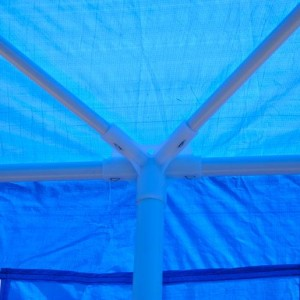 10 x 20 Blue Party Tent Canopy 5