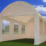 10 x 20 Carport Dome Canopy