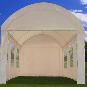 10 x 20 Carport Dome 2