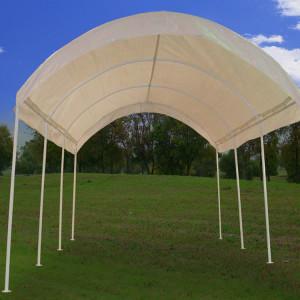 10 x 20 Carport Dome 3