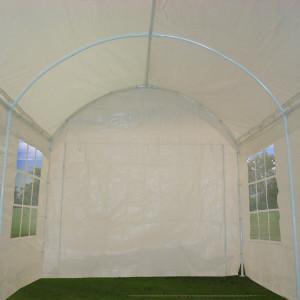 10 x 20 Carport Dome 4