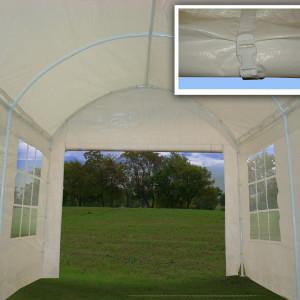 10 x 20 Carport Dome 5