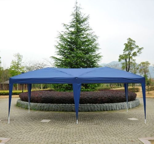 10 X 20 Pop Up Canopy Gazebo 5 Colors