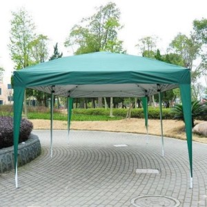 10 x 20 Pop Up Canopy Gazebo Green 2