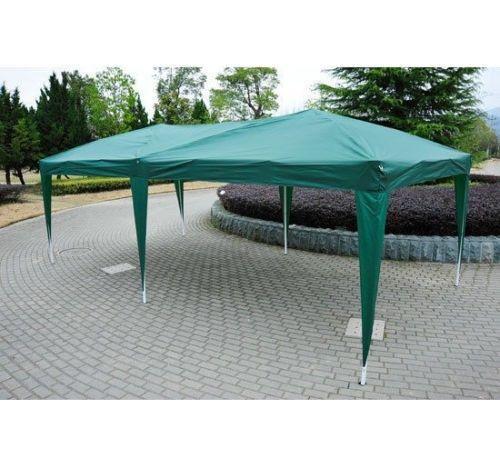 10 x 20 Pop Up Canopy Gazebo Green  sc 1 st  Wholesale Event Tents & 10 x 20 Pop Up Canopy Gazebo - 5 Colors -