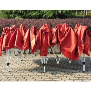 10 x 20 Pop Up Canopy Gazebo Red Frame