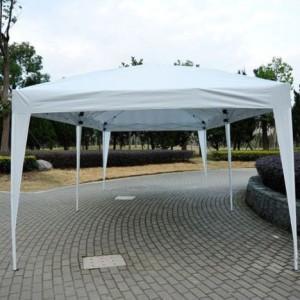10 x 20 Pop Up Canopy Gazebo White 2