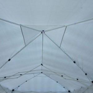 10 x 20 Pop Up Canopy Gazebo White 3