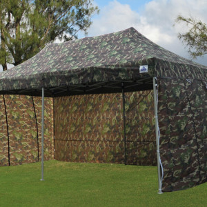 10 x 20 Camouflage Pop Up Tent Gazebo 2